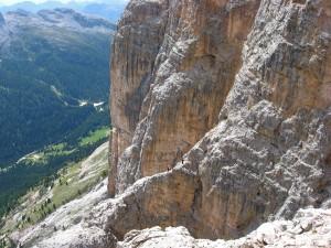 Tofana di Rozes - Third Pillar