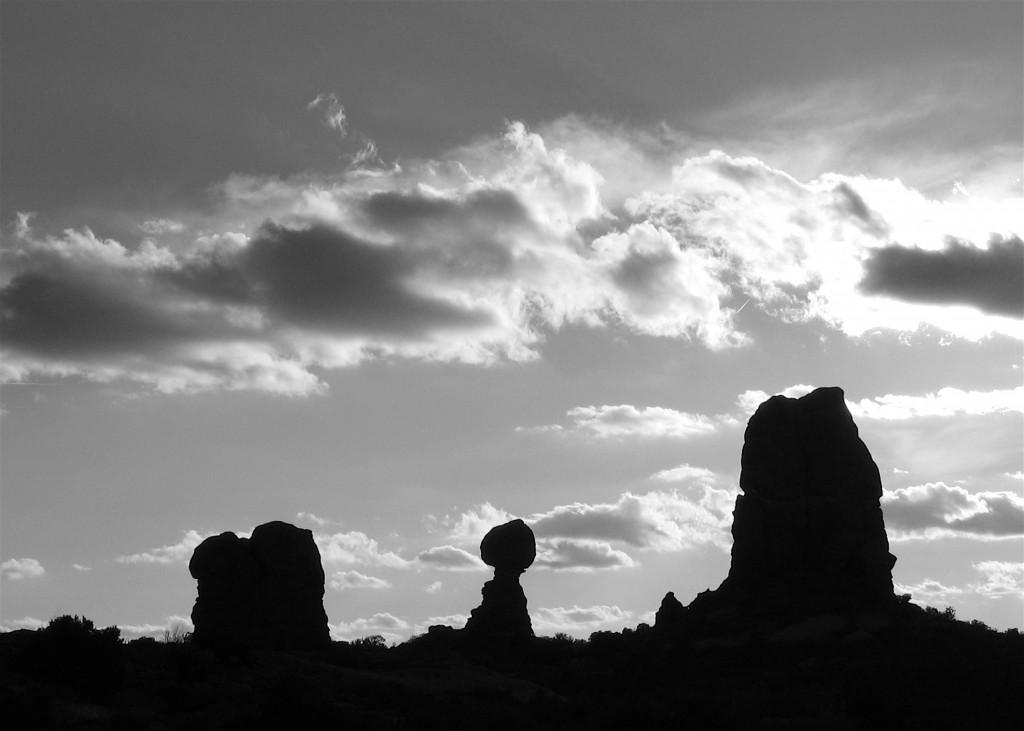 Off Balance Rock