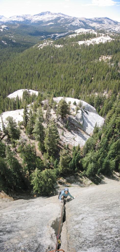 West Crack (Daff Dome)