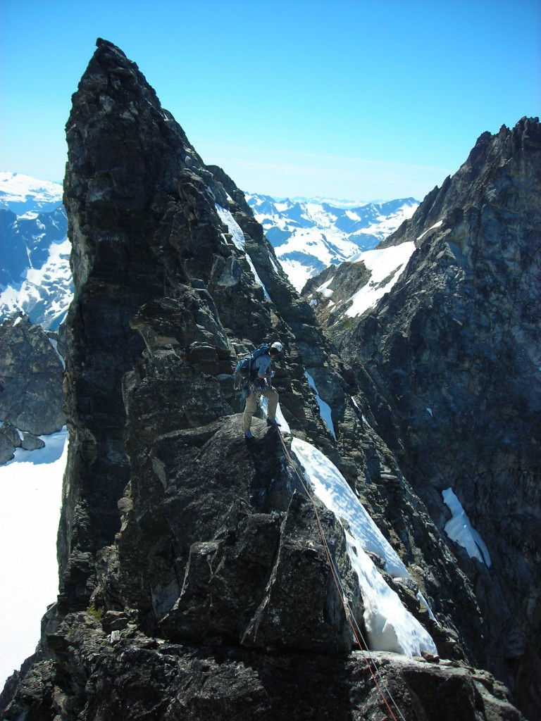 East Ridge (Inspiration Peak)