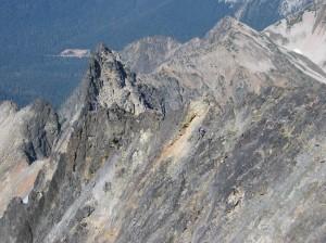 Northeast Ridge (Black Peak)