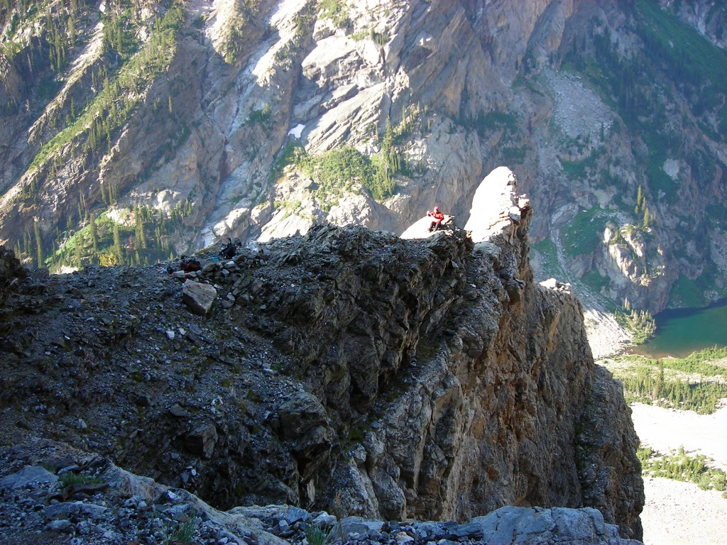 Direct South Buttress (Mount Moran)