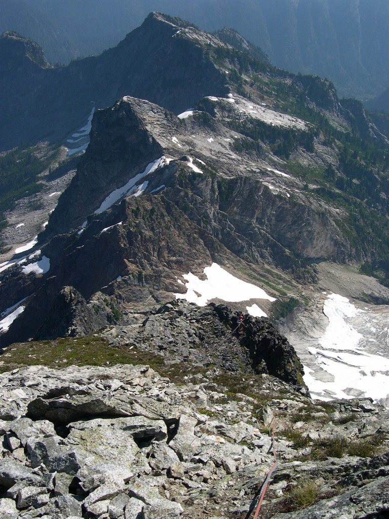 Northeast Ridge (Mount Triumph)