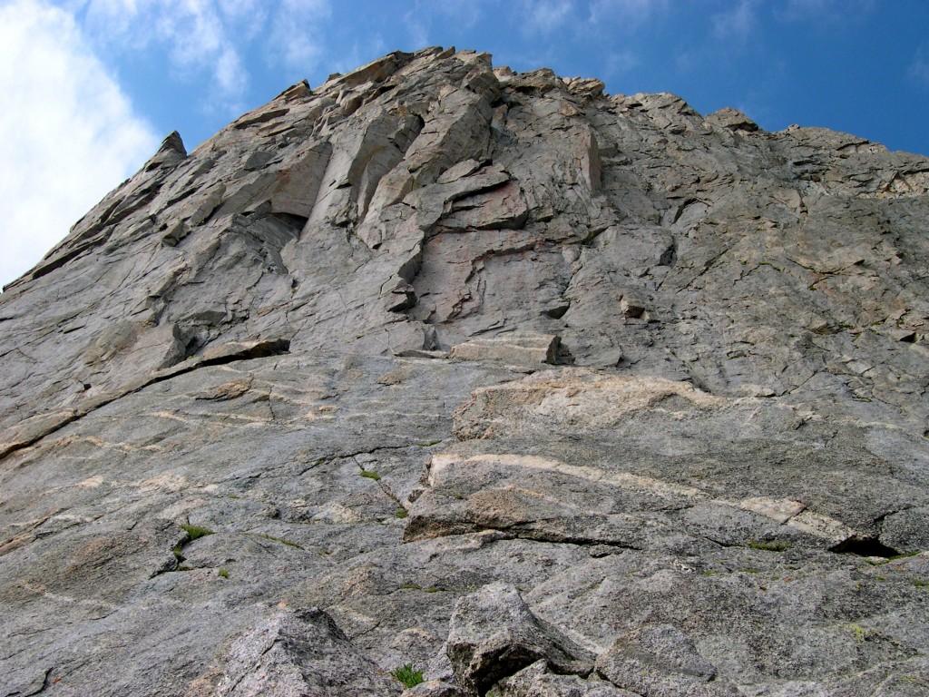 Northeast Face, Left (Warbonnet)