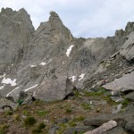 East Ridge (Wolfs Head)