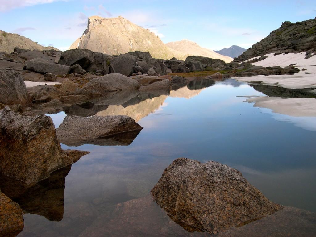 Mitchell Peak