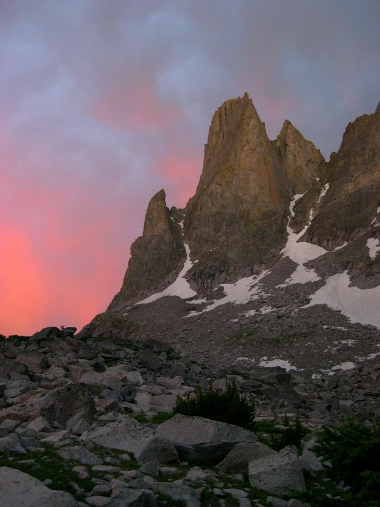 Warbonnet Peak