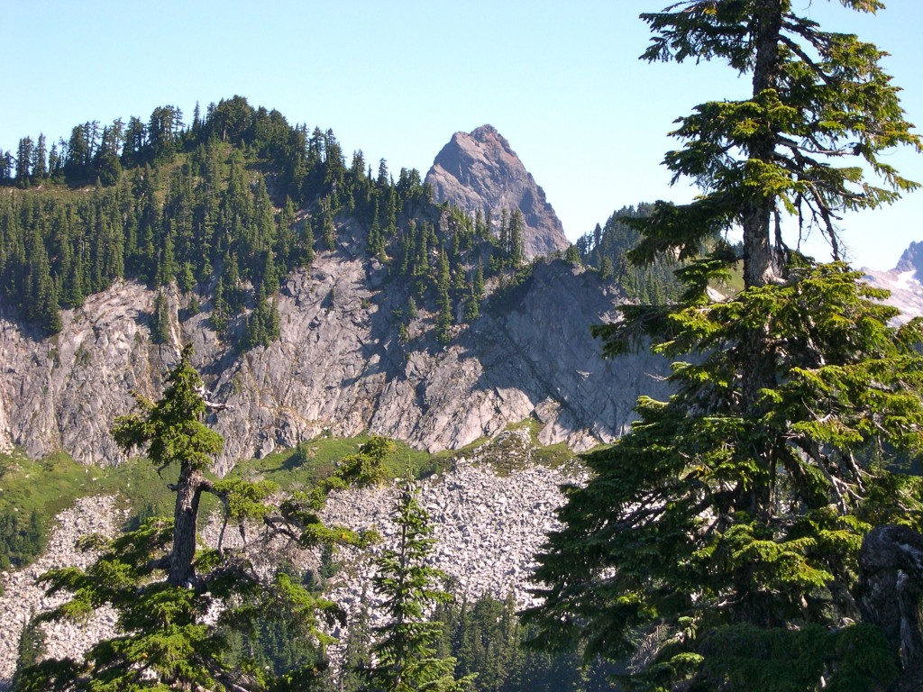West Ridge (Mount Thomson)