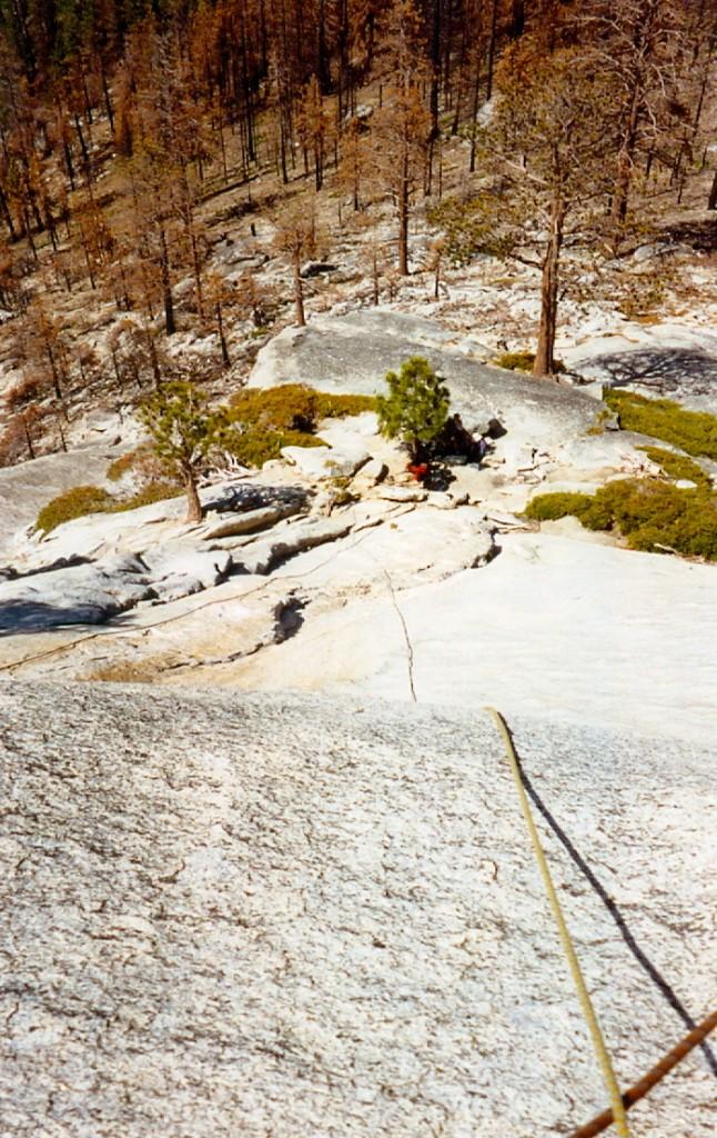 Snake Dike (Half Dome)
