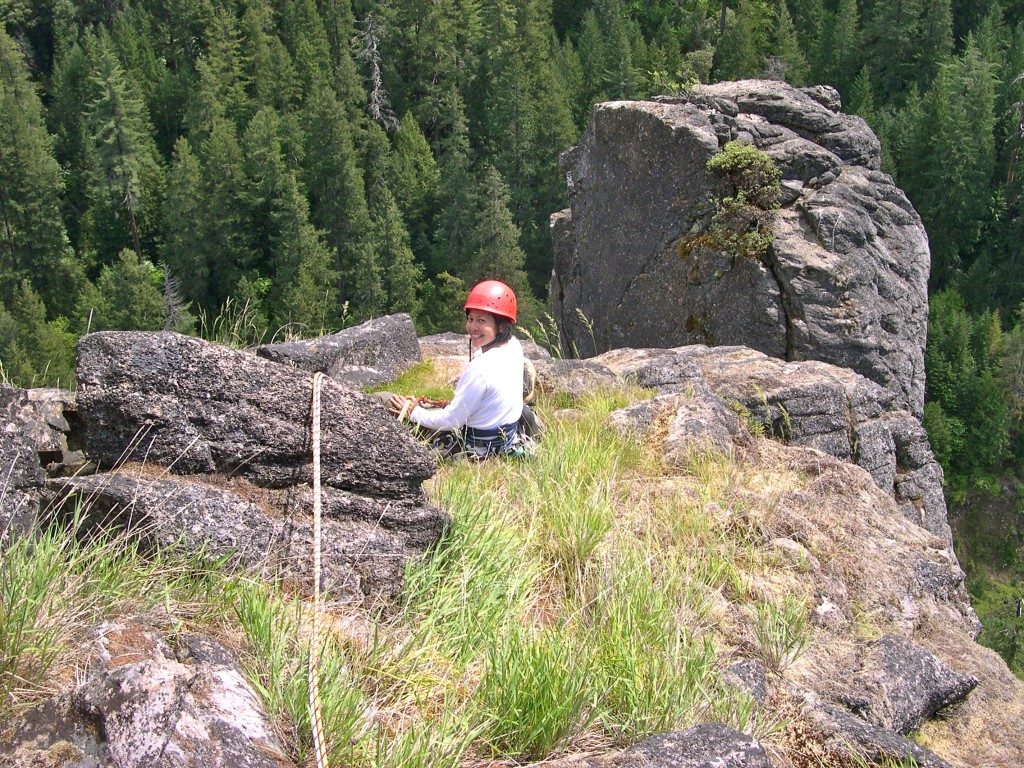 Northwest Ridge (Old Woman)