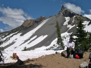 West Ridge (Mount Thielsen)
