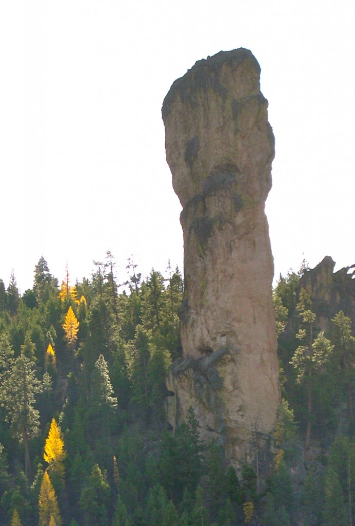 Northeast Face (Steins Pillar)
