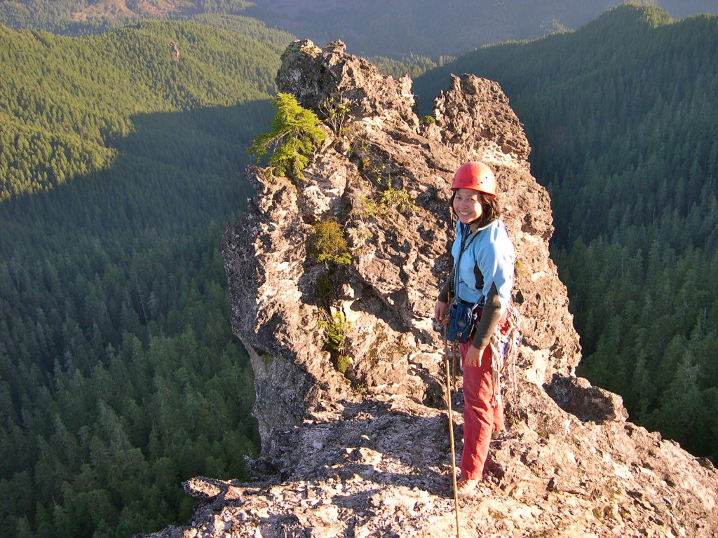 The Cave Route (North Rabbit Ear)