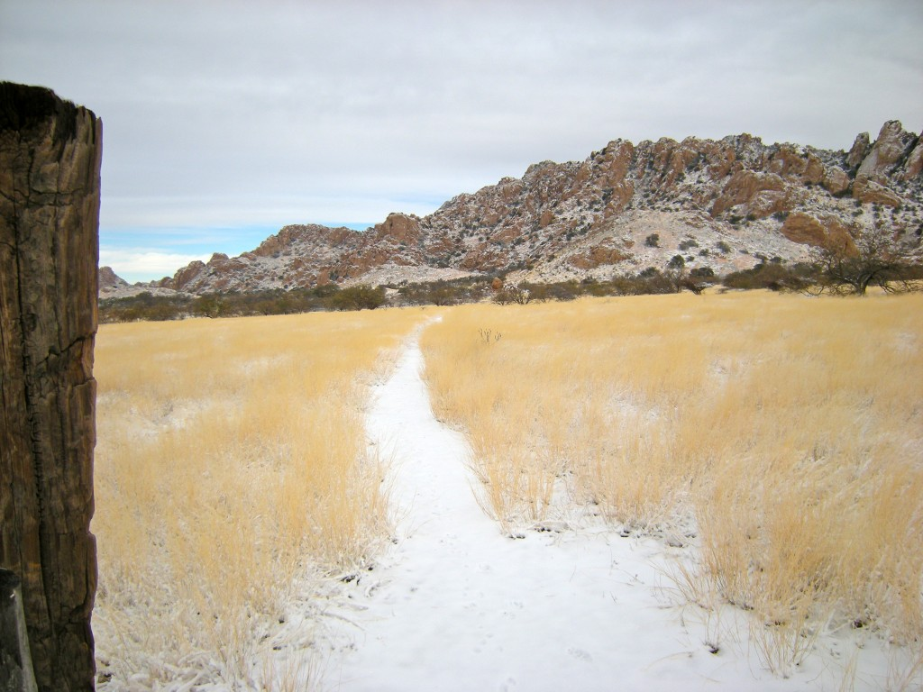 West Cochise Stronghold