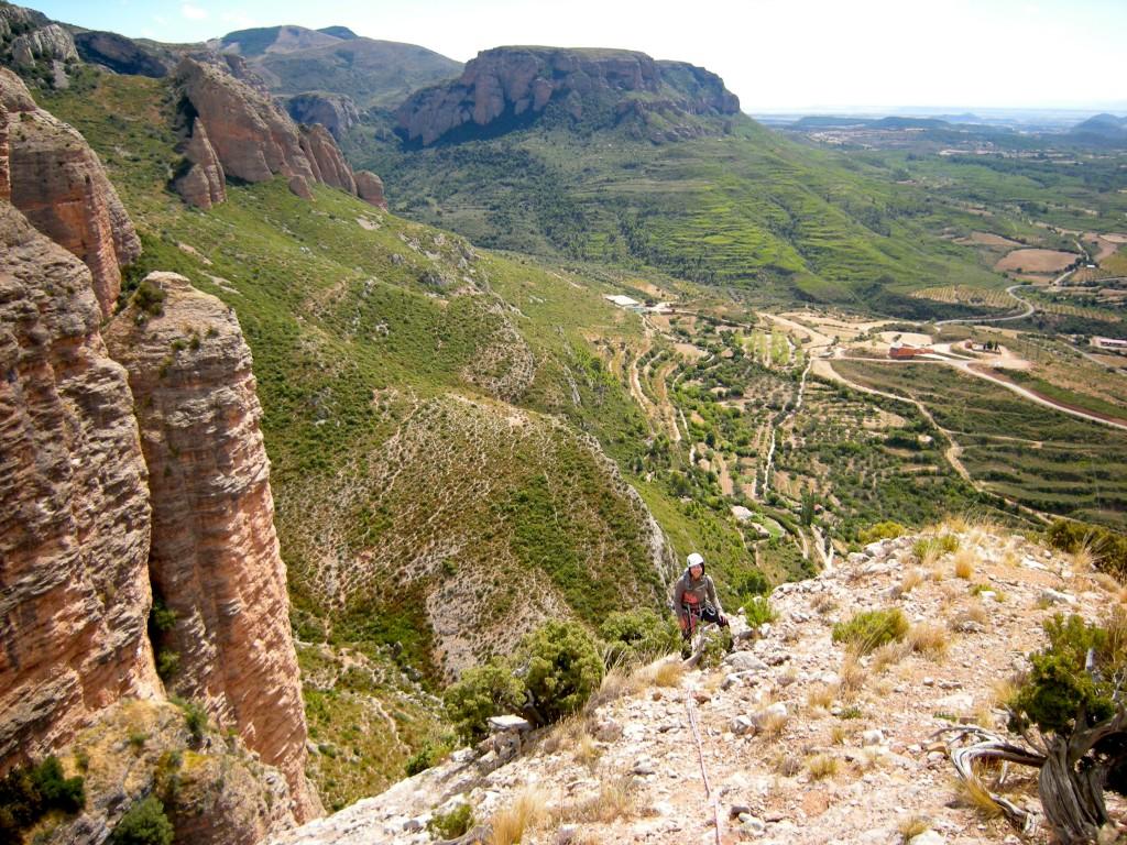 Normal Route (El Pison)