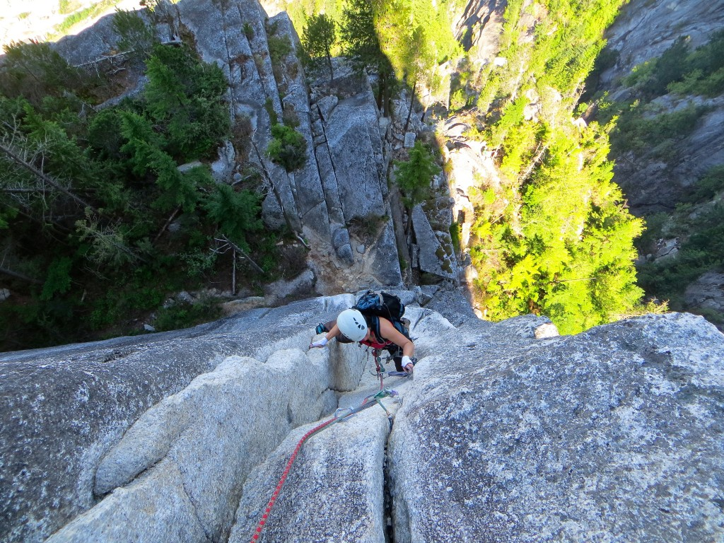 Squamish Buttress