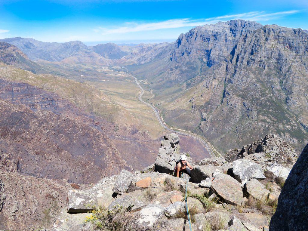 Smalblaar Ridge